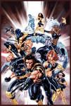 Ultimate X-Men cover