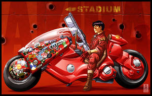 Akira-Kaneda by diablo2003
