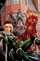X-Men Legacy 262 cover by diablo2003