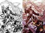 X-Men Venom cover
