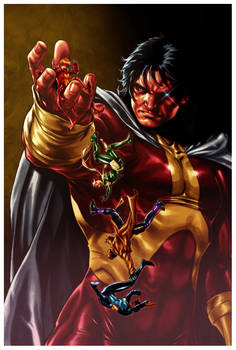 X-Men Legacy 262 cover