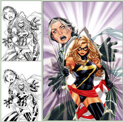 X-Men Legacy 269 cover