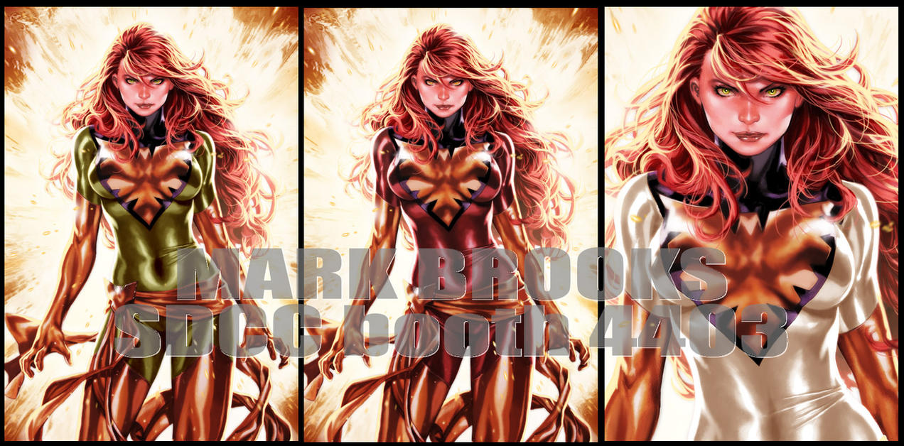Phoenix for SDCC by diablo2003