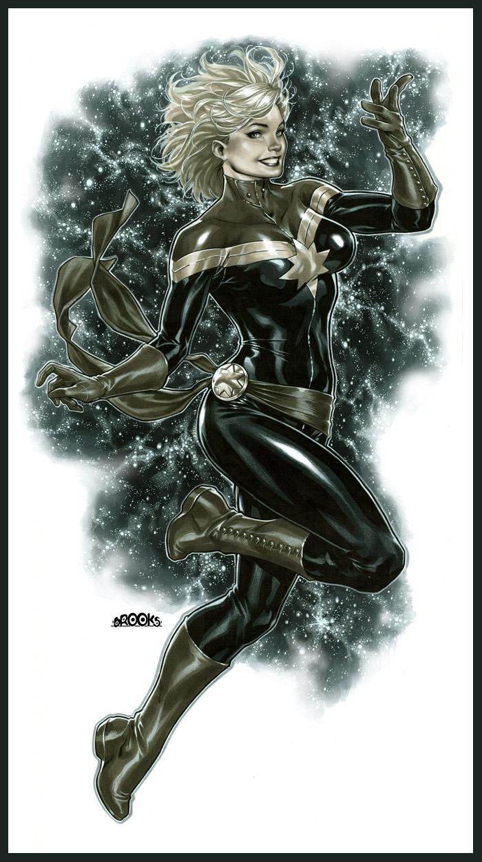 Captain Marvel by diablo2003