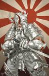 Ultimate Silver Samurai