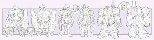 Sentinel designs by diablo2003