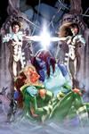 X-Men Annual Cover
