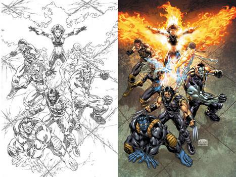Ultimate X-Men trade cover