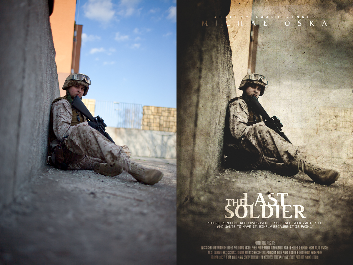 The Last Soldier by Psychopulse