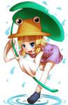 Frog goddess