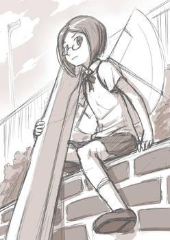 Doodle No.2 : Escape