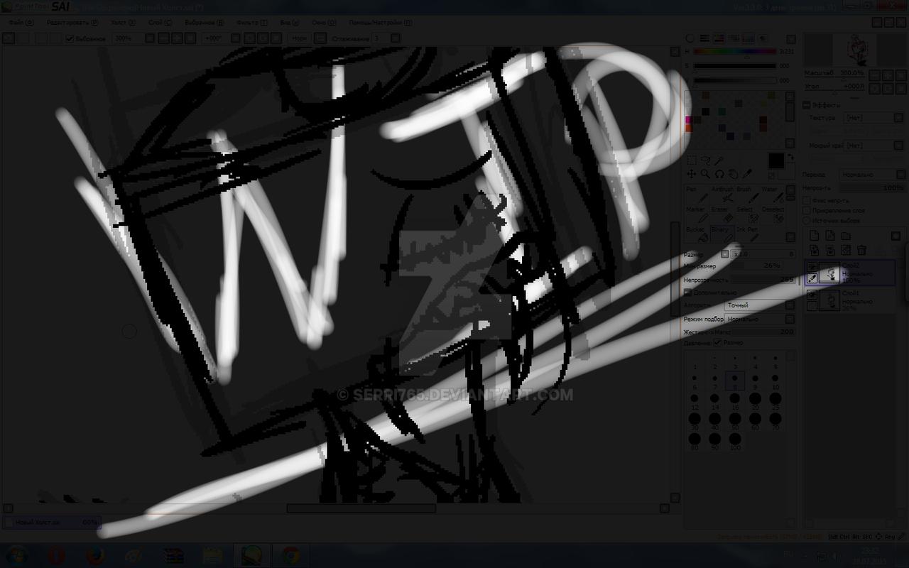 WIP by Serri765