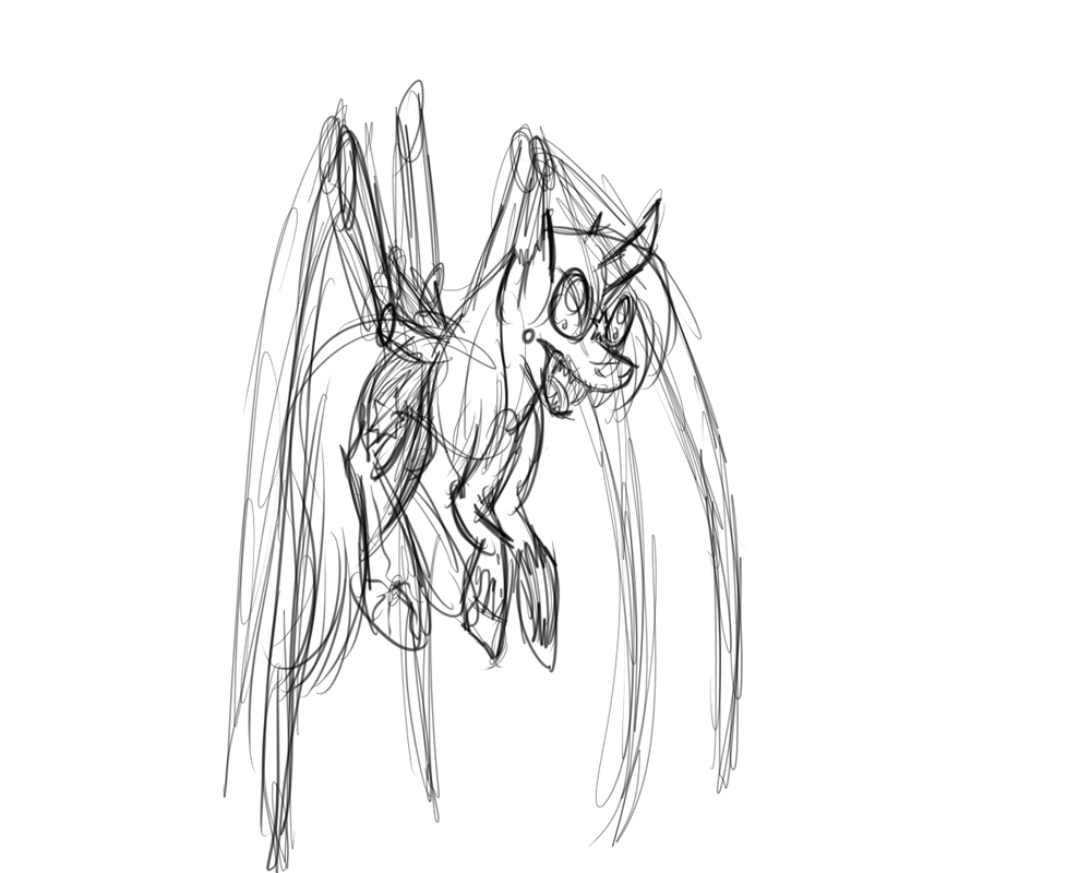 Sketch by Serri765