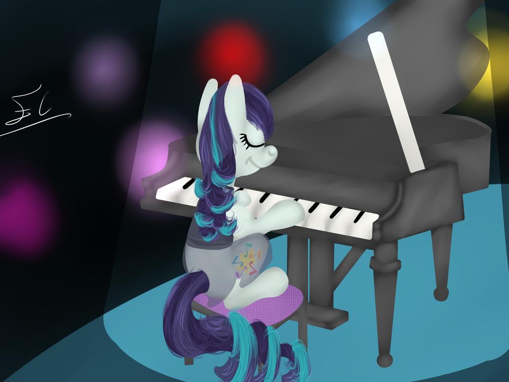 i am just a pony by Serri765