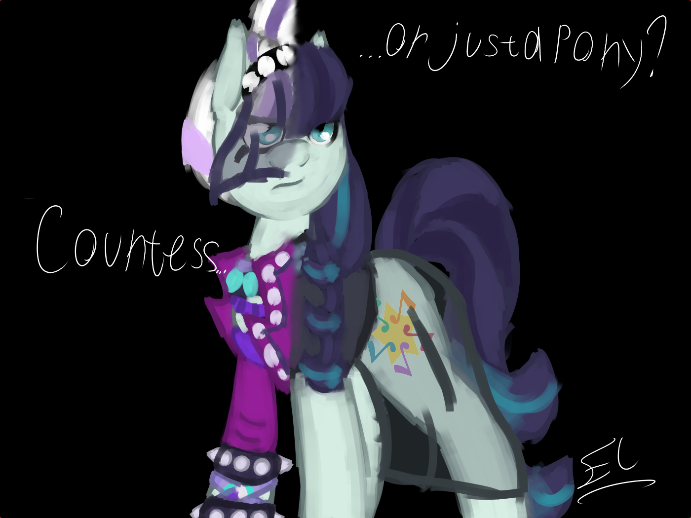Countess Or Just A Pony by Serri765