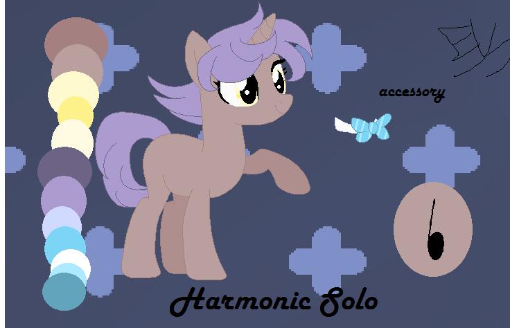 Harmonic Solo by Serri765