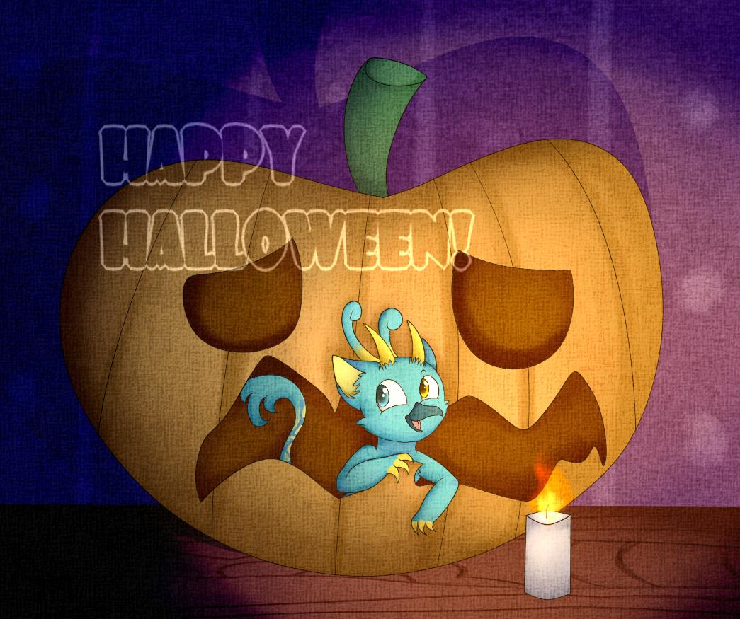 Halloween by Serri765