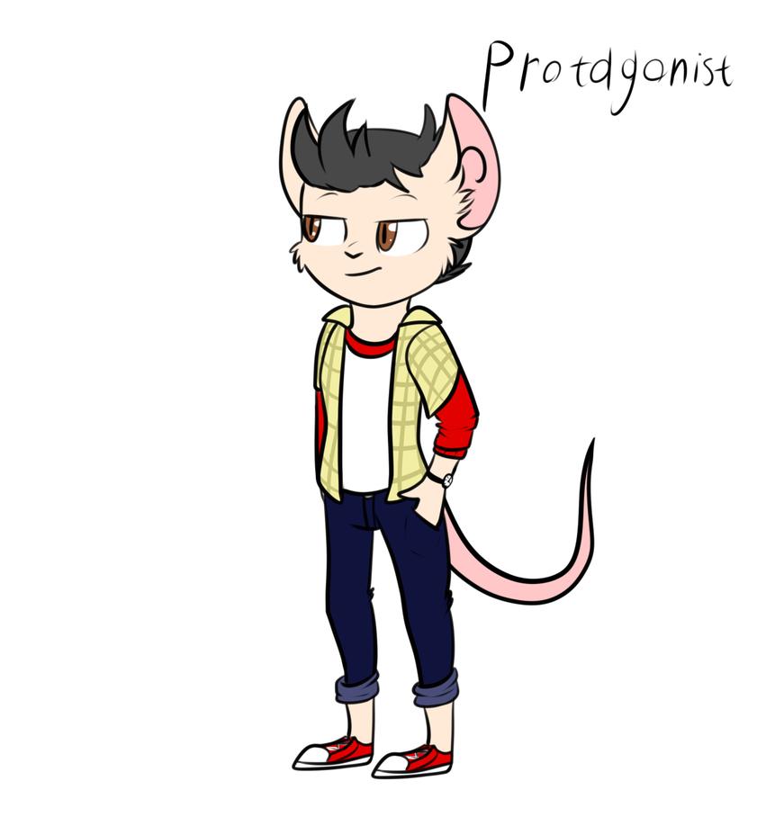 protagonist by Serri765