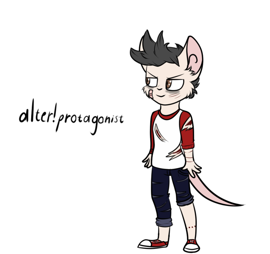 Alter! Protagonist by Serri765