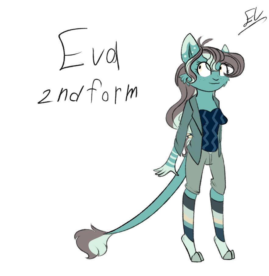 eva's second form by Serri765