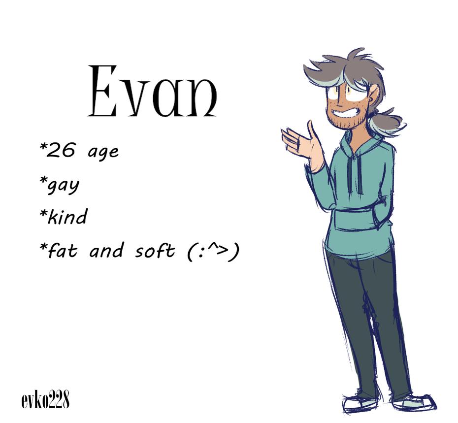 : Evan : by Serri765