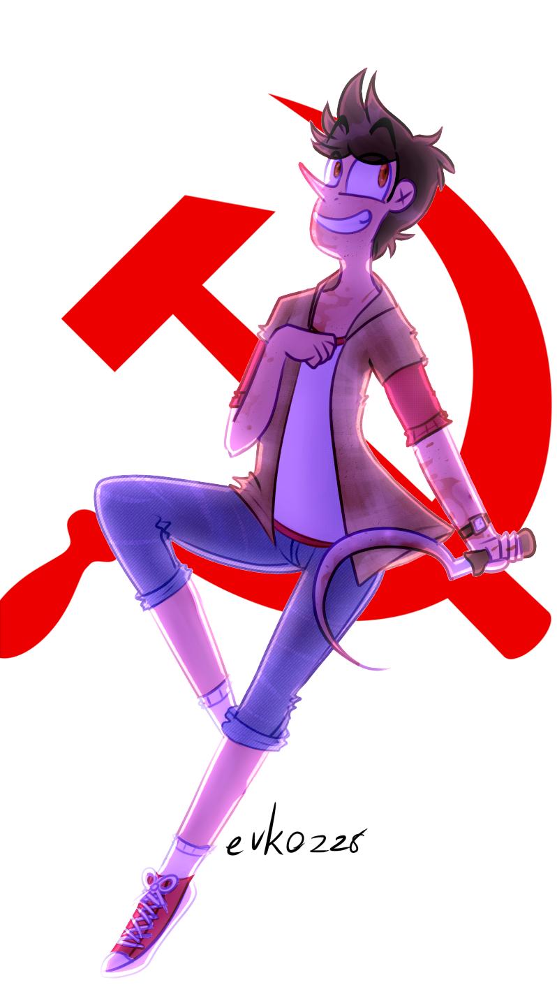 : communist : by Serri765
