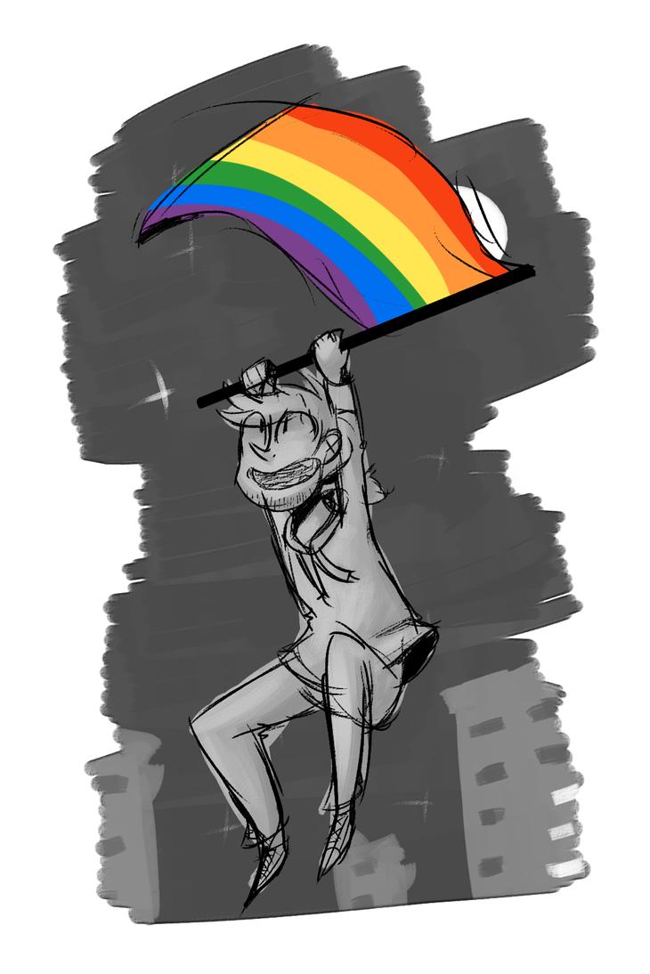: pride month : by Serri765