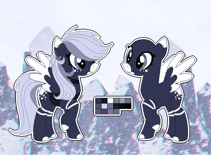 : [CLOSED] pony adopt : by Serri765