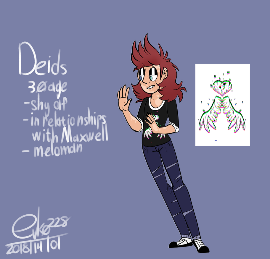 : Deids : by Serri765