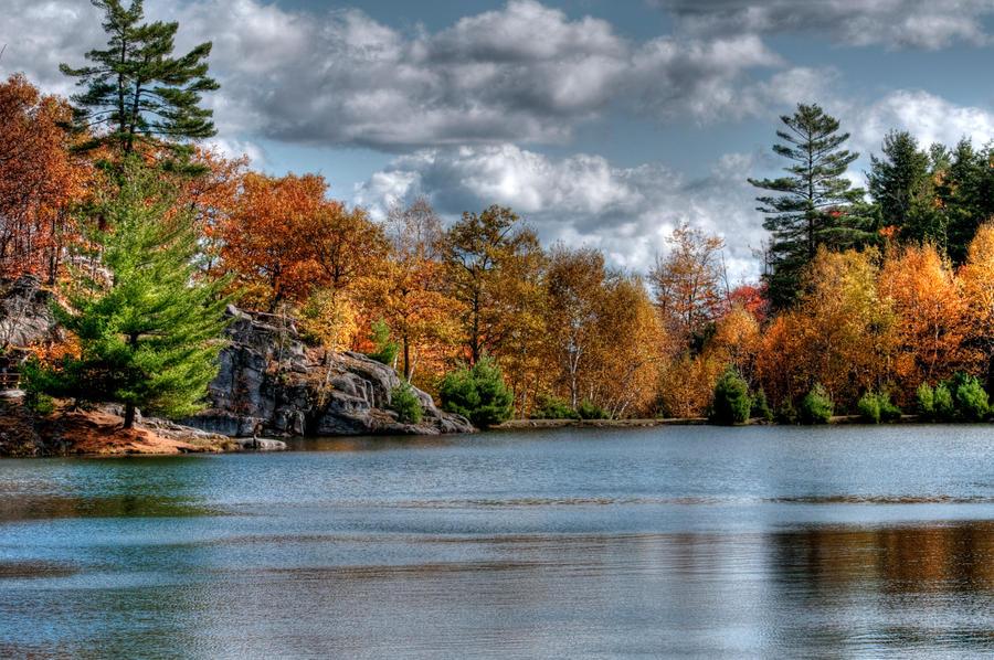 Lake Montabello Tour