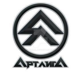 Concept logo for Artliga