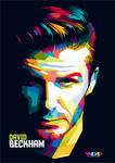 David Beckham in WPAP