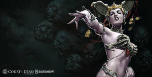 Sideshow Collectibles Queen of the Dead