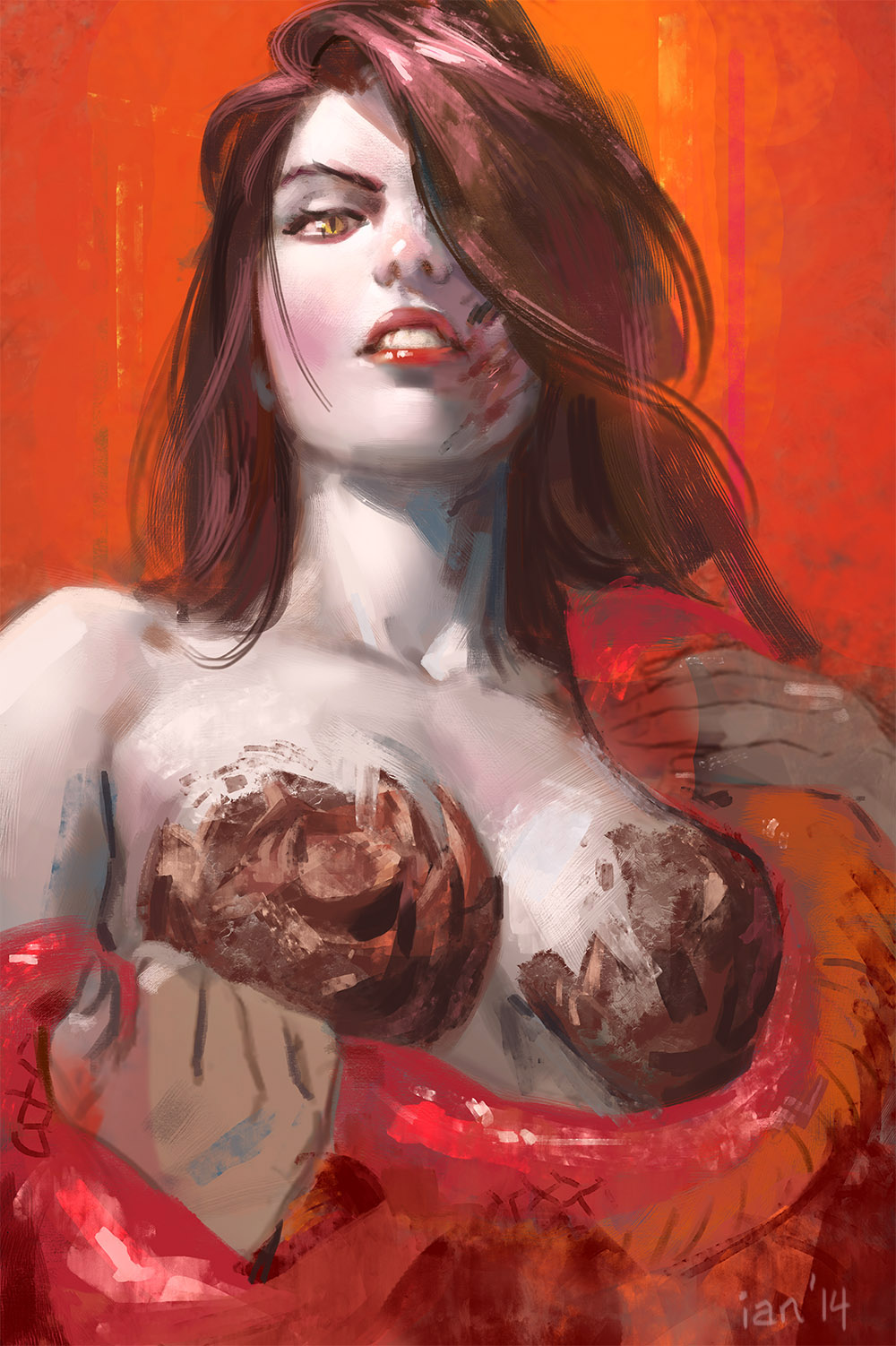 Galeria de Arte: Ficção & Fantasia 1 Lilithredwip_by_bigmac996-d75f8lz