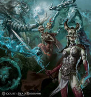 Sideshow Collectibles Spirit Faction Artwork by bigmac996