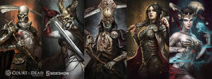 Court of the Dead Lineup Update by bigmac996