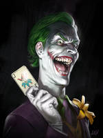 Joker by bigmac996