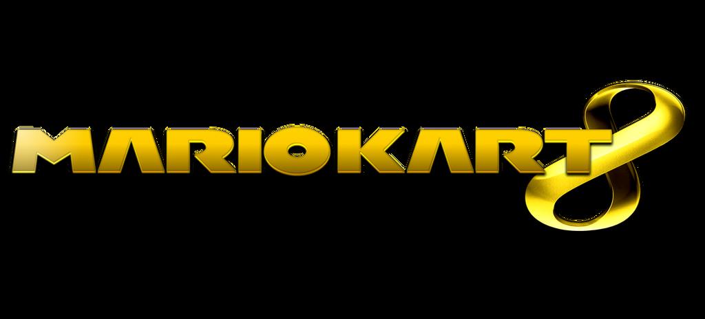 Golden Mario Kart 8 Logo by MampfMaxO on DeviantArt
