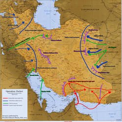 The Iranian-American War by Animadefensor