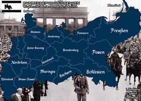 Bundesrepublik Preussen [Alt History] by Animadefensor