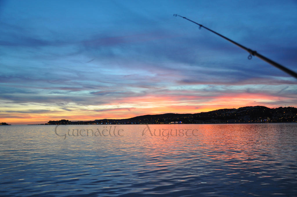 One evening fishing by Gwenabidule