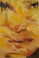 Sealed Lips 2 by paintedmonke