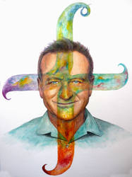 Robin Williams: a Colorful Man