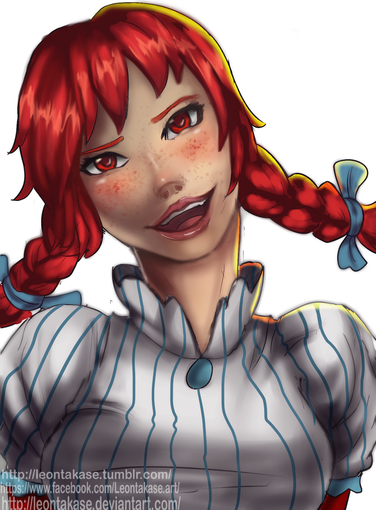 Wendys by leontakase