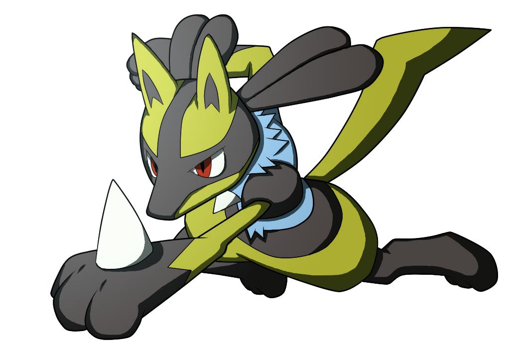 Shiny Lucario Pokemon White 2 Images | Pokemon Images