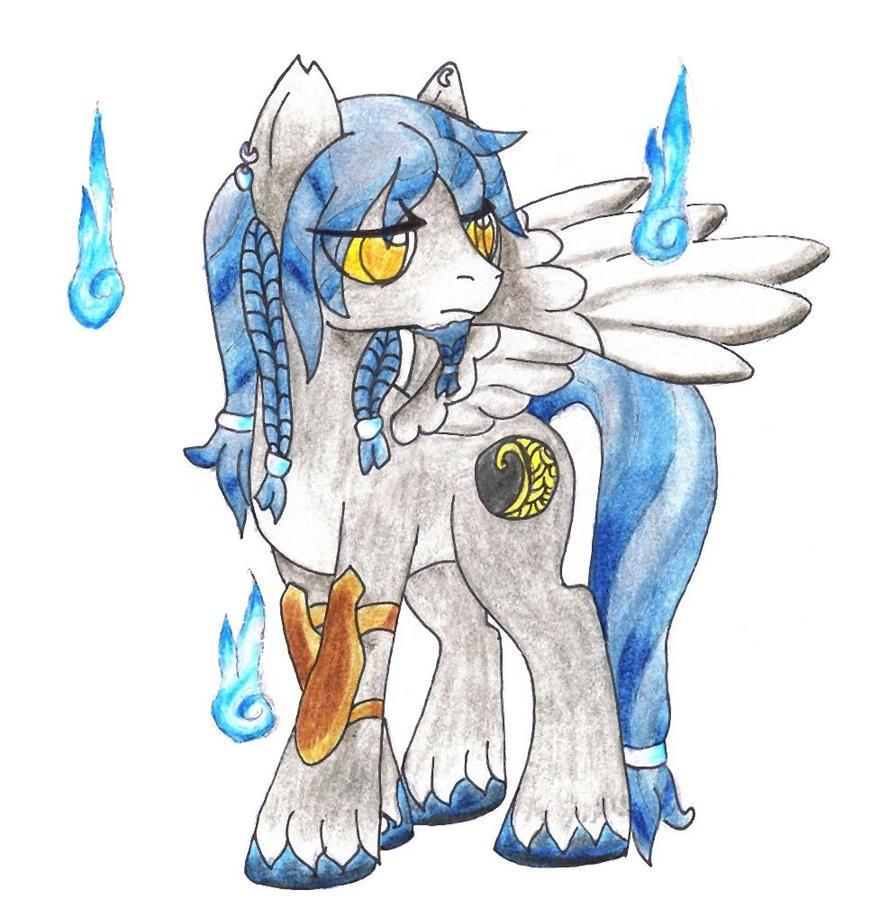 Wayfarer...pony by PlushieOttsel