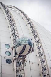 Ericsson Arena aka Globen by PrincessAlbertSwe