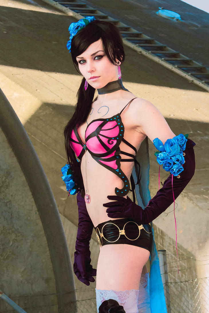 Zafina from Tekken Cosplay by PrincessAlbertSwe on DeviantArt