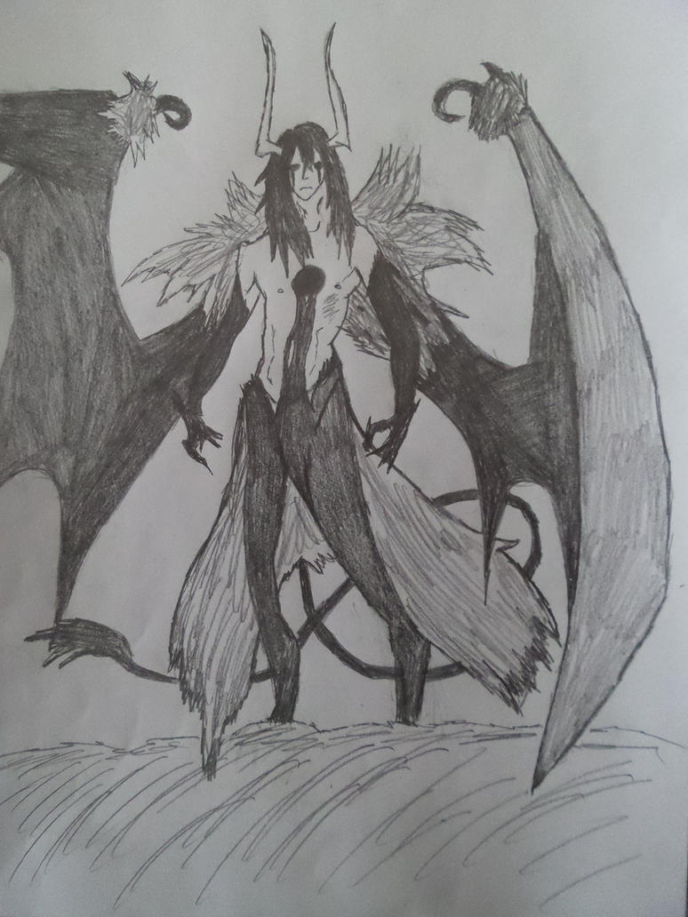 Ulquiorra by Darklied