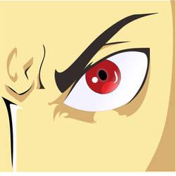 Red Eye Vector